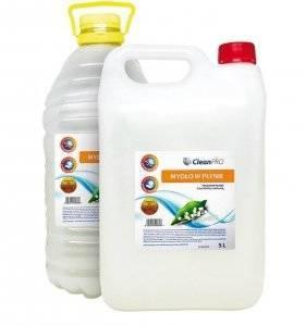 Antybakteryjne mydło w płynie CleanPRO 5L