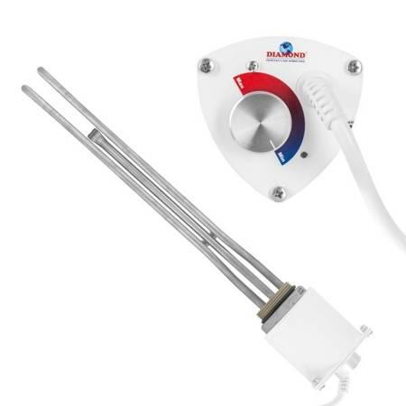 Elektryczna grzałka z regulacją temperatury do bojlerów 5/4 2,0kW