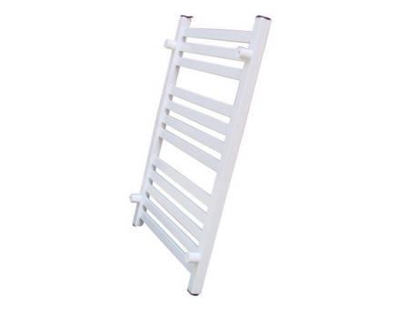 Grzejnik łazienkowy Kumiko 750x430 biały