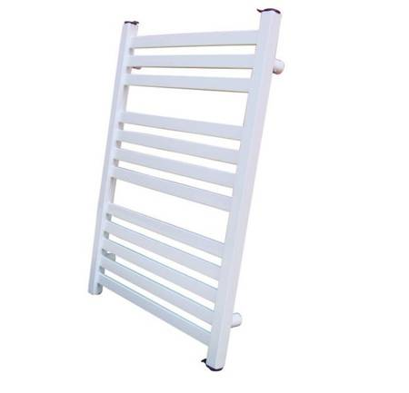 Grzejnik łazienkowy Kumiko 950x530 biały