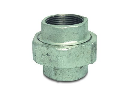 Śrubunek ocynkowany ocynk 1 cal holender
