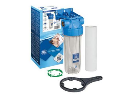 Zestaw filtr obudowa korpus do wody narurowy 1 CAL